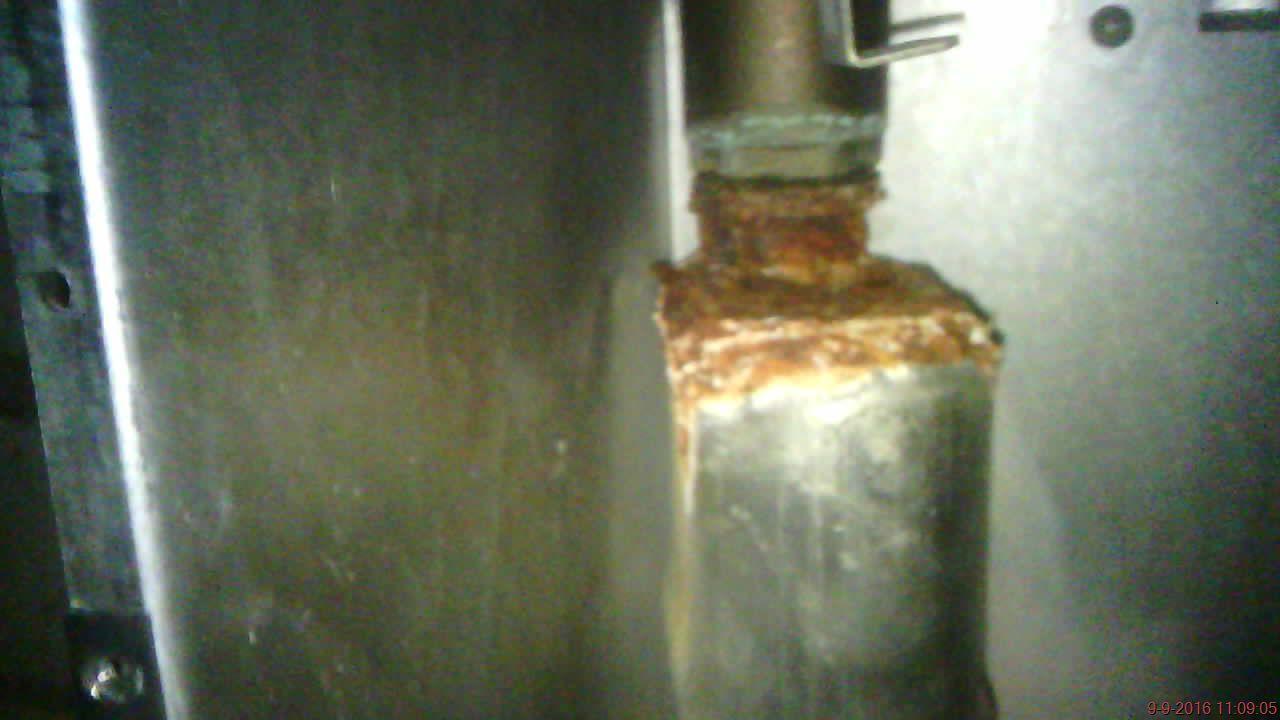 rot ( bron : installatieservicegezel.nl )